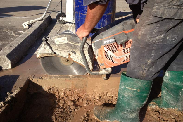 9 Tips on How to Cut Concrete Safely